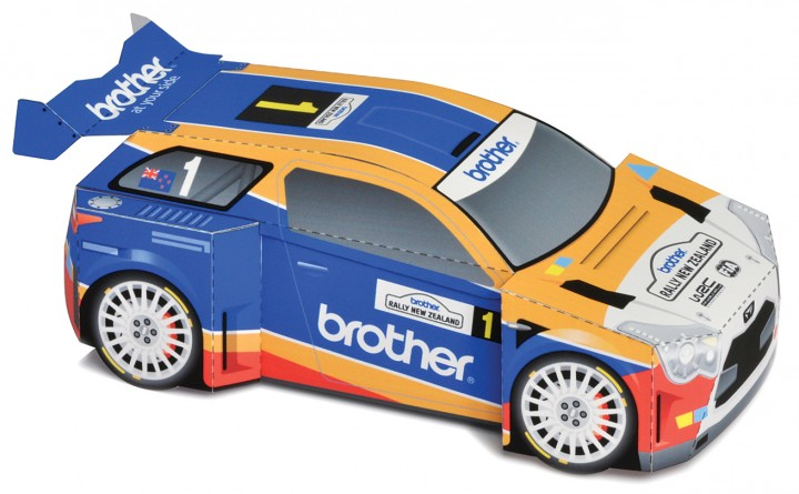 Brother Car 1