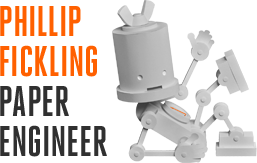 Phillip Fickling Paper Engineer